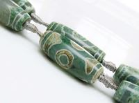 Picture for category Agate Beads - decorated or without stripes