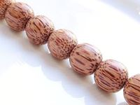 Picture for category  Organic Beads- Nut and Wood